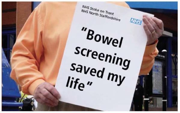 BVO darmkanker redde mijn leven